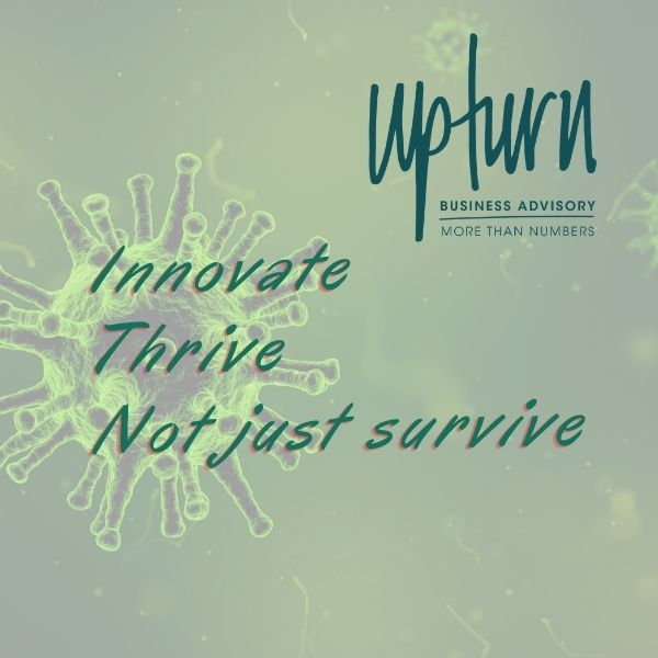 Innovate thrive & survive